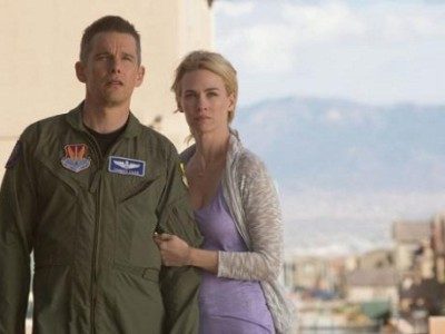 Ethan Hawke y January Jones protagonizan 'Good kill'