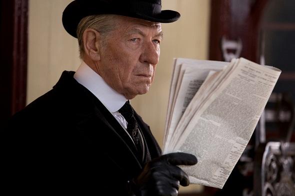 Ian McKellen, un maduro Sherlock Holmes en 'Mr. Holmes'