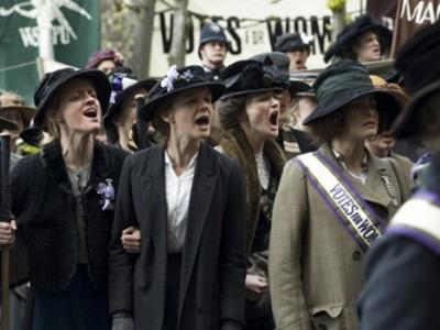 Carey Mulligan y Helena Bonham Carter protagonizan 'Sufragette'