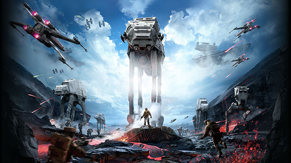Poster de Star Wars: Battlefront