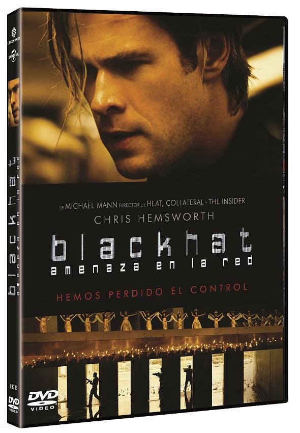 Blackhat edición del DVD