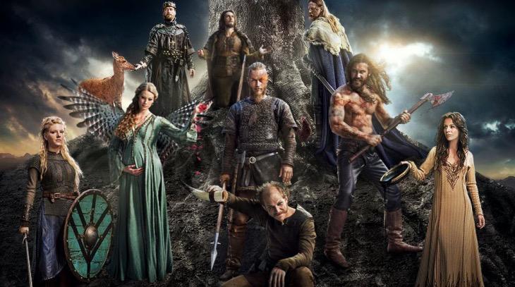 El primer tráiler de la cuarta temporada de \'Vikingos\' se muestra en ...