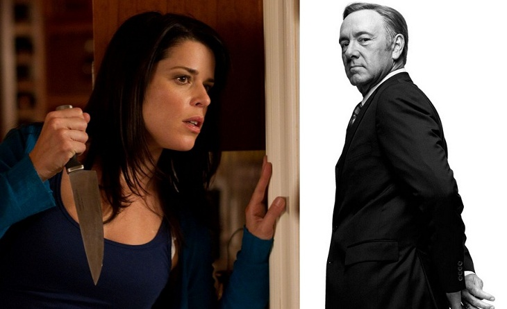 Neve Campbell se incorpora a 'House of cards'