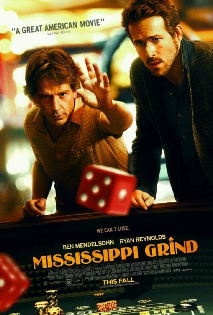 Póster de 'Mississippi Grind'