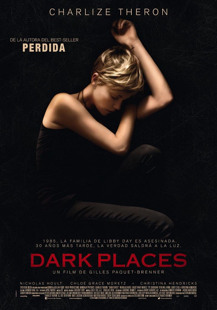 Póster de 'Dark Places'