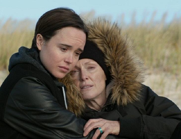 Ellen Page y Julianne Moore protagonizan la película