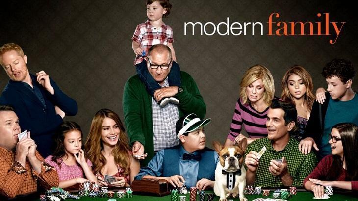 'Modern family' estrenará su séptima temporada