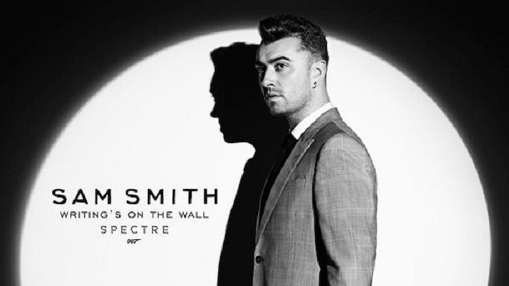 Sam Smith cantará el tema de 'Spectre'