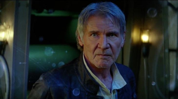 Harrison Ford regresa en el Episodio VII