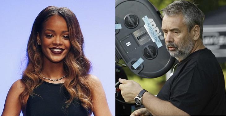 Luc Besson dirigirá a Rihanna en 'Valerian and the City of the Thousand Planets'