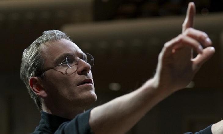 Michael Fassbender en 'Steve Jobs'