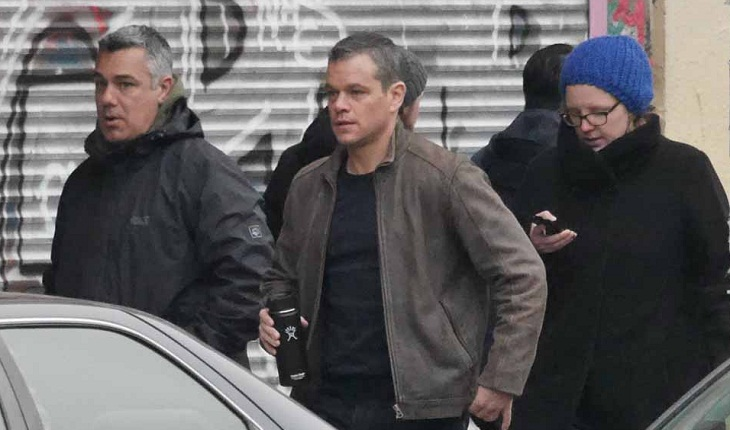 'Bourne 5' ahora se rueda en Alemania