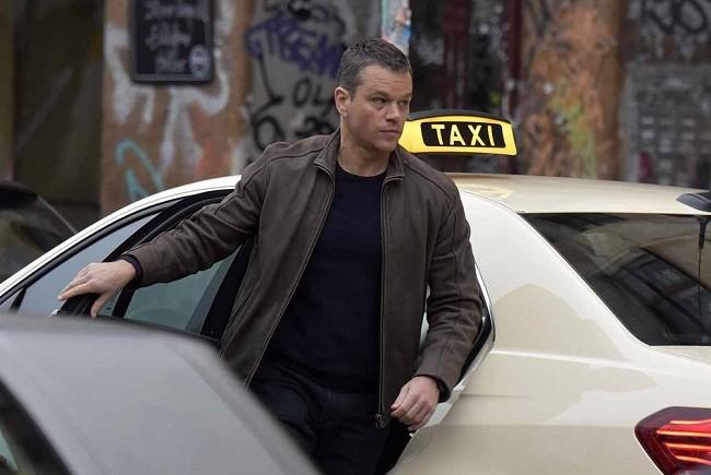 Matt Damon Bourne 5 destacada