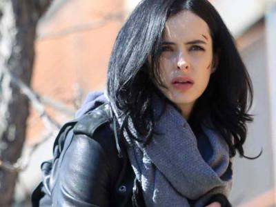 Krysten Ritter es jessica Jones en la nueva serie de Marvel para Netflix