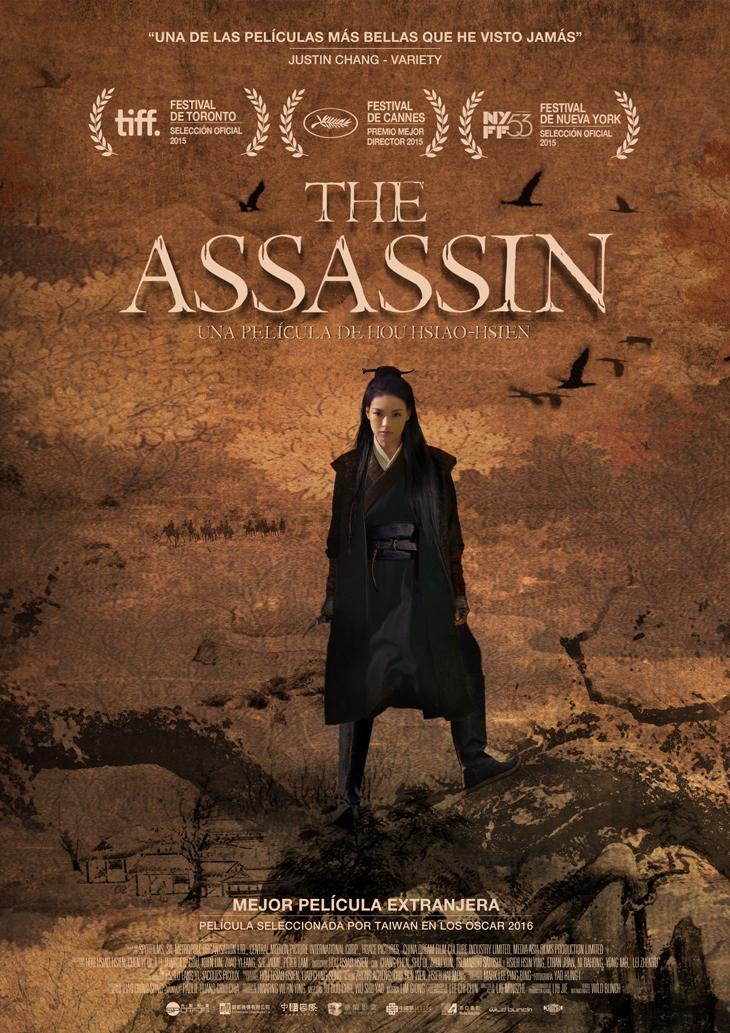 the assassin, cartel en español