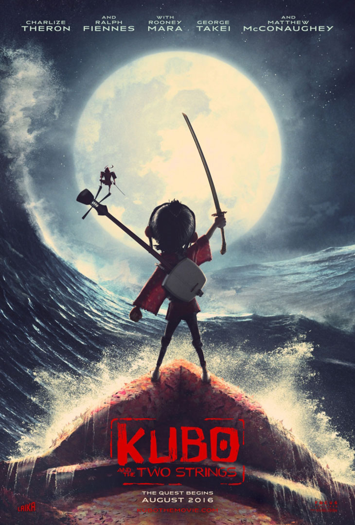 Póster de Kubo and the Two Strings