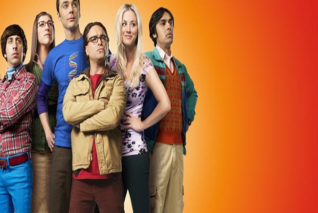 The Big Bang Theory destacada