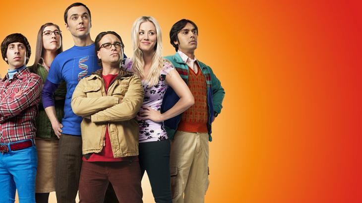 La pandilla de The Big Bang Theory
