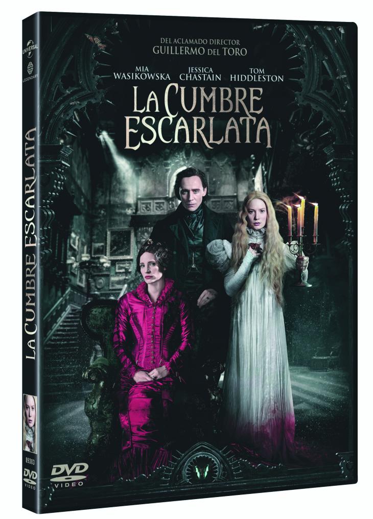 DVD_16_La cumbre escarlata