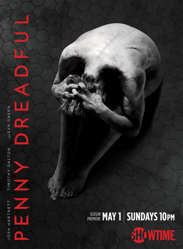 Póster de Penny Dreadful