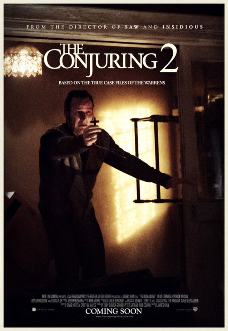 Póster de The Conjuring 2