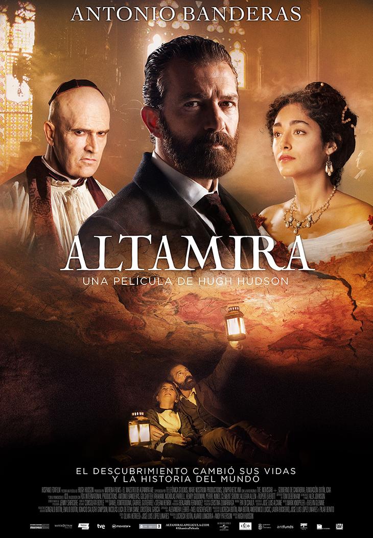 Poster ALTAMIRA