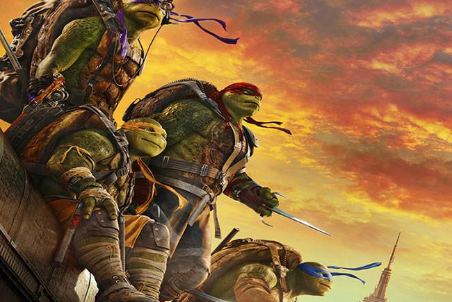 Ninja Turtles: fuera de las sombras destacada