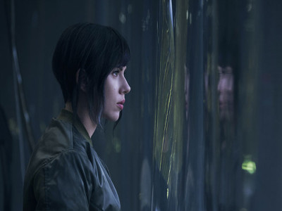 Scarlett Johansson en Ghost in the shell destacada