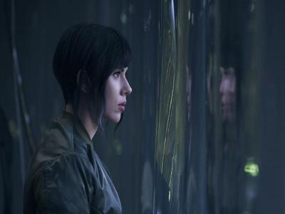 Scarlett Johansson en Ghost in the shell destacada