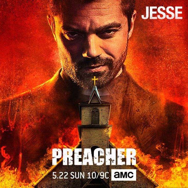 Póster de Preacher