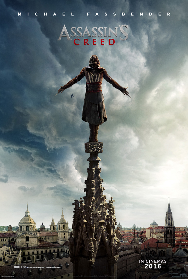 Póster de Assasin`s Creed