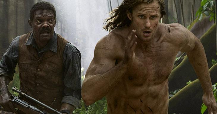 Una imagen de The Legend of Tarzan