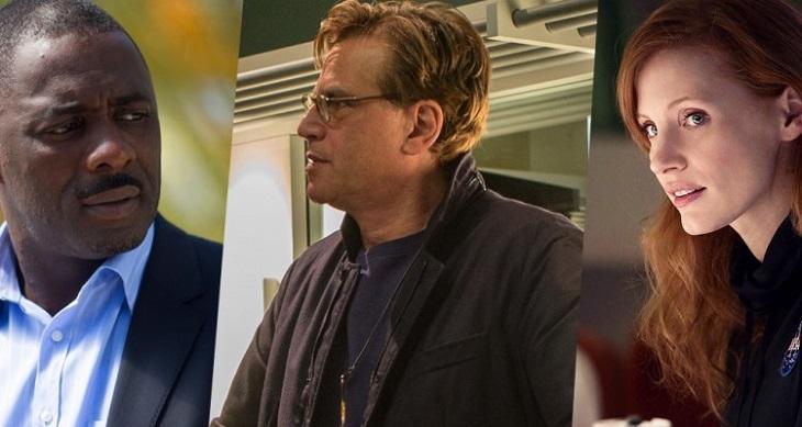 Elba, Sorkin y Chastain participarán en 'Molly's game'