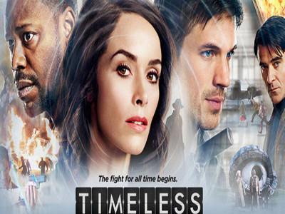 Imagen promocional de Timeless destacada