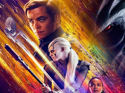 Póster original de Star Trek: Más allá destacada