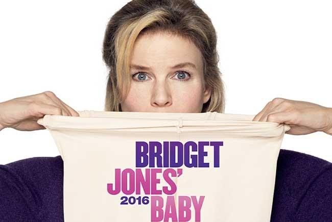 Póster de Bridget Jones` Baby destacada