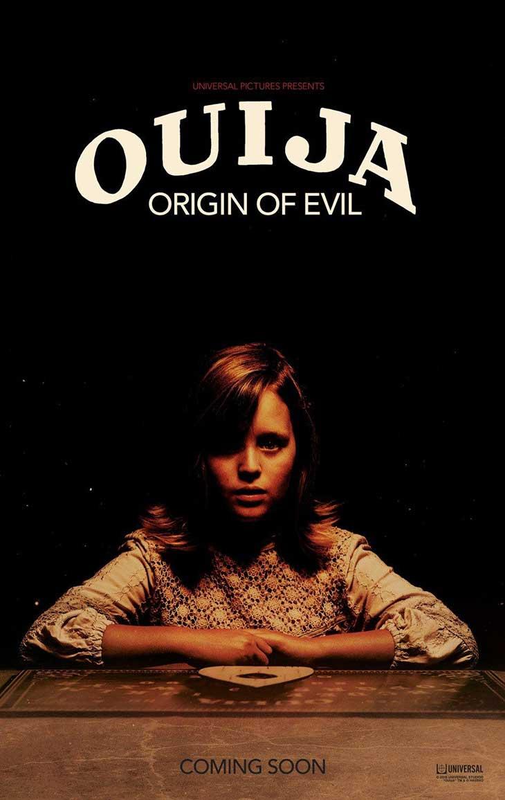 Póster de Ouija: el origen del mal