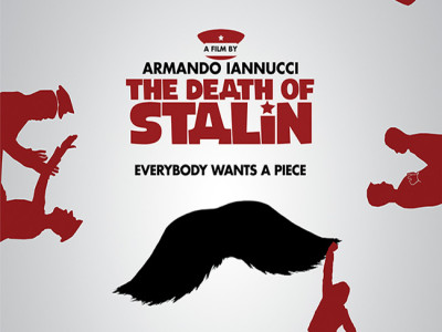 Teaser poster de The Death of Stalin destacada