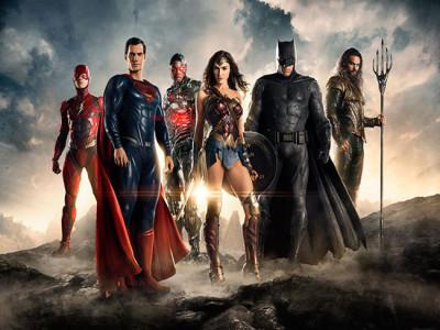 Justice League destacada