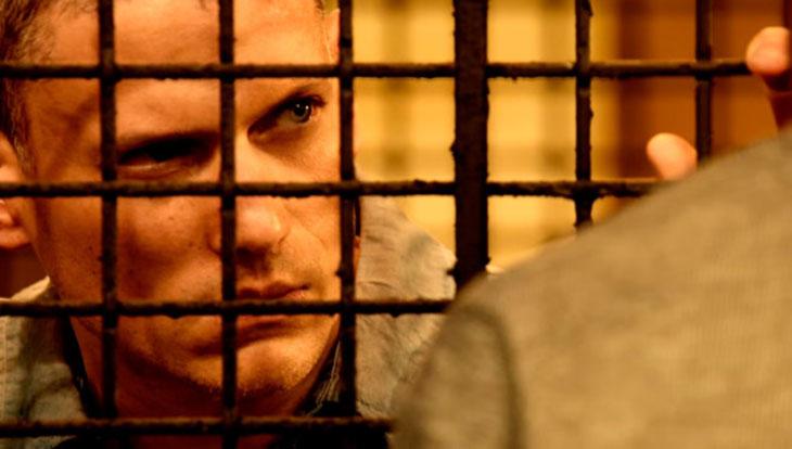Una imagen de Prison Break