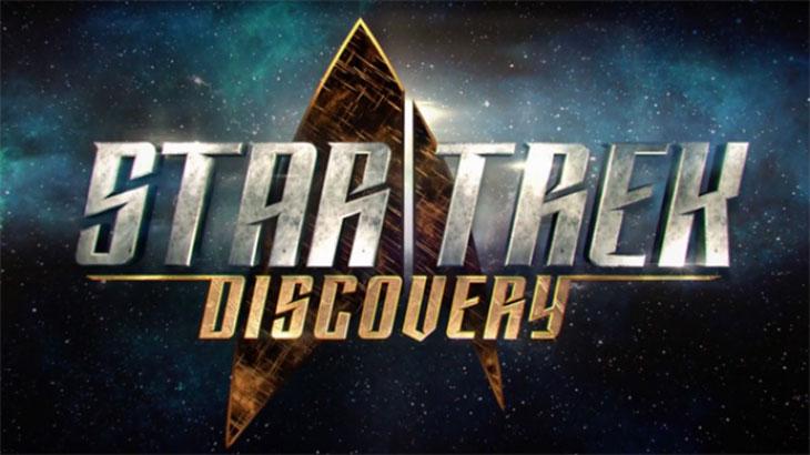 Primer logo de 'Star Trek: Discovery'