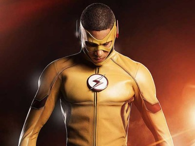 Kid Flash destacada