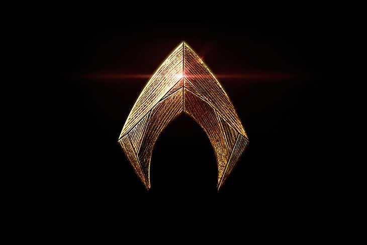 Justice League Logo Aquaman