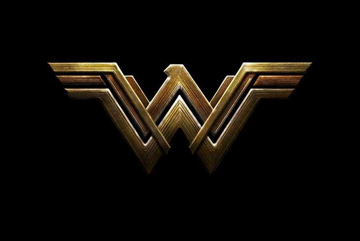 Justice League logo Wonder Woman