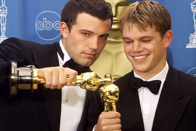 Matt Damon y Ben Affleck destacada