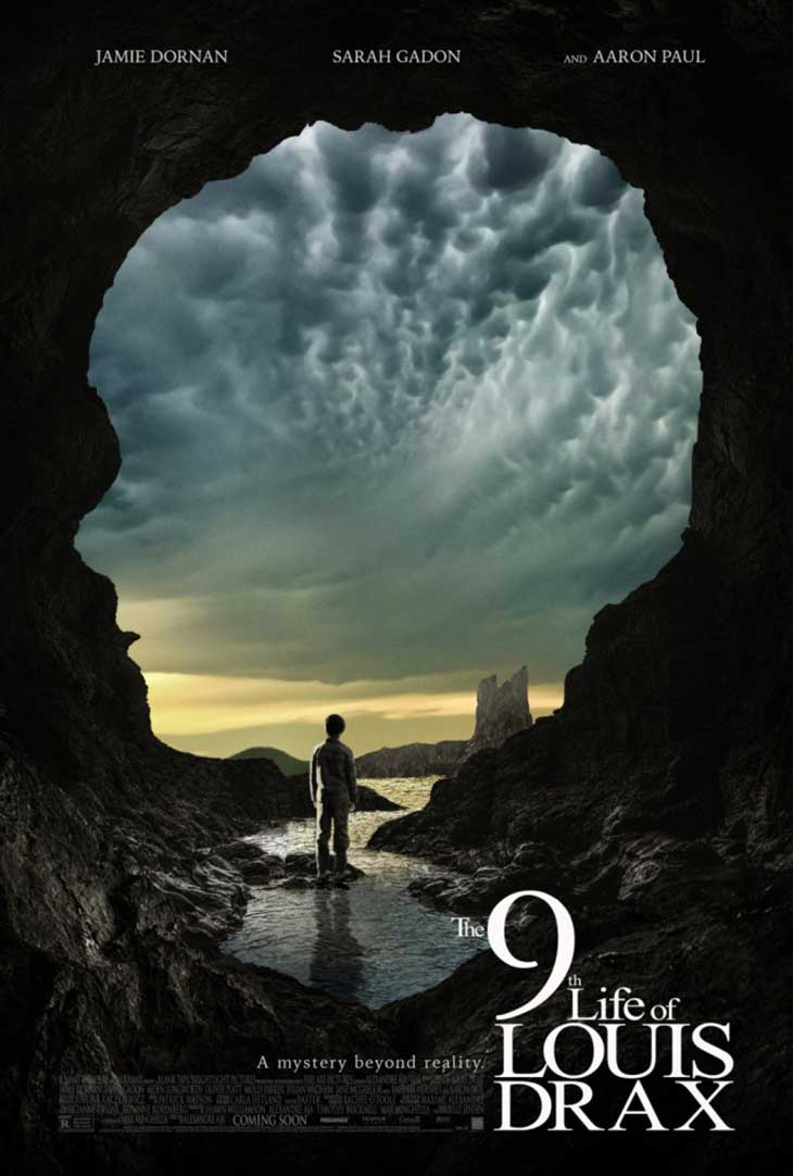 Póster de The 9th Life of Louis Drax