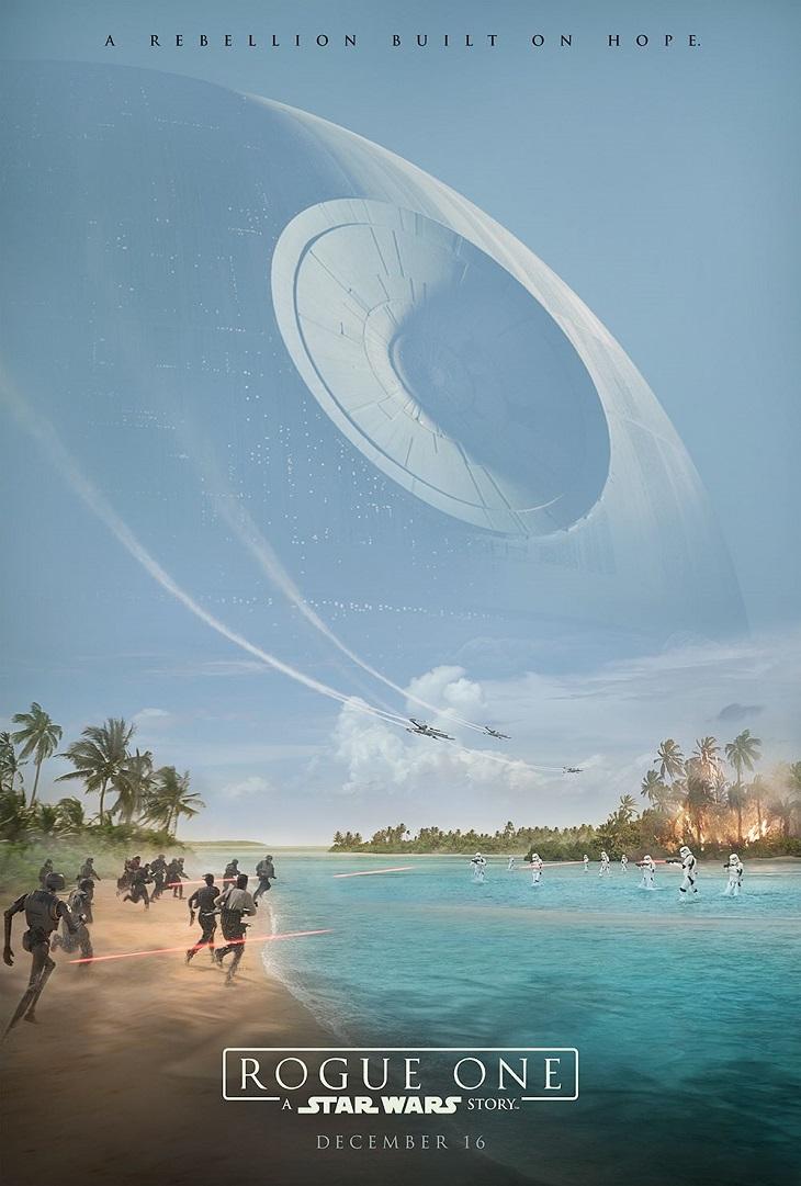 Nuevo póster promocional de 'Rogue One'