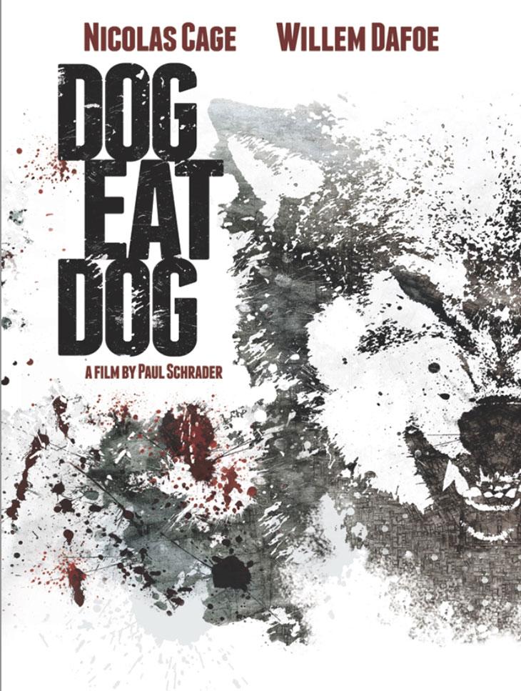 Teaser poster de Dog Eat Dog