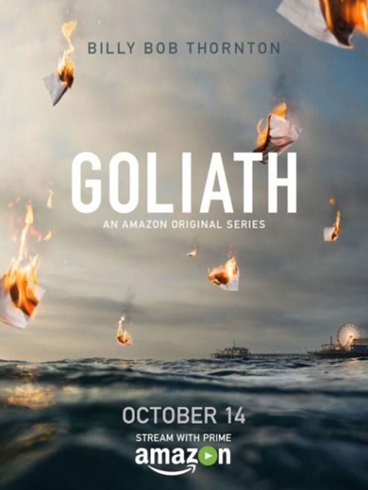 Póster de Goliath