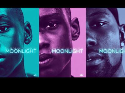 Pósteres de personajes de 'Moonlight' destacada